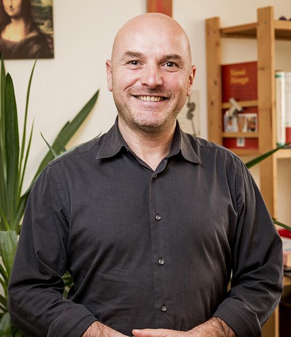 Davide Bernardi | Centro Riflessologia Plantare