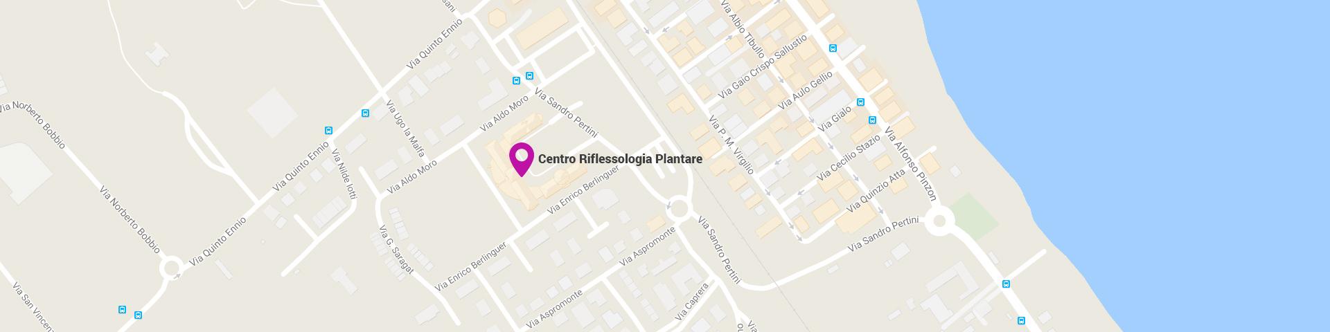 Dove Siamo | Centro Riflessologia Plantare